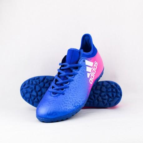 Сороконожки  мужские Adidas X 16.3 TF