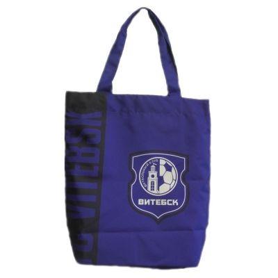 Сумка-шоппер с большим логотипом